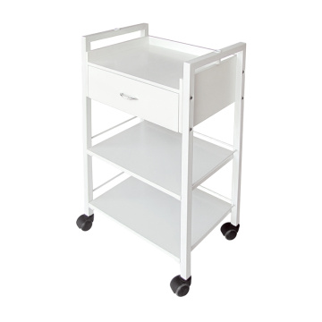 Salon Cart with Single Drawer