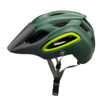 Mens Mountain Biking Racing Helmet With CE CPSC