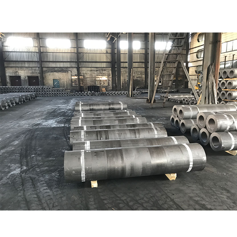 UHP 300 Graphite Electrode Price for Arc Furnace