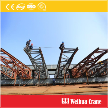 Mobile Bridge Formwork 1600t