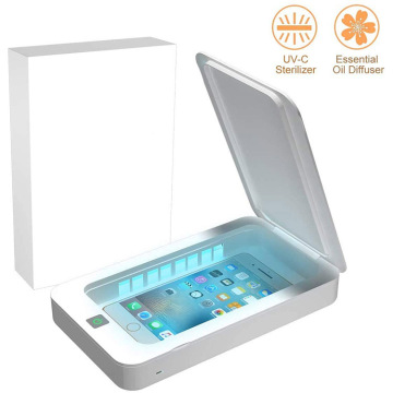 Gruthannel Portable Large Uv Hand Sanitizer Box
