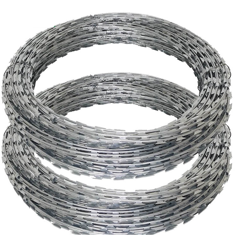 razor barbed wire specification
