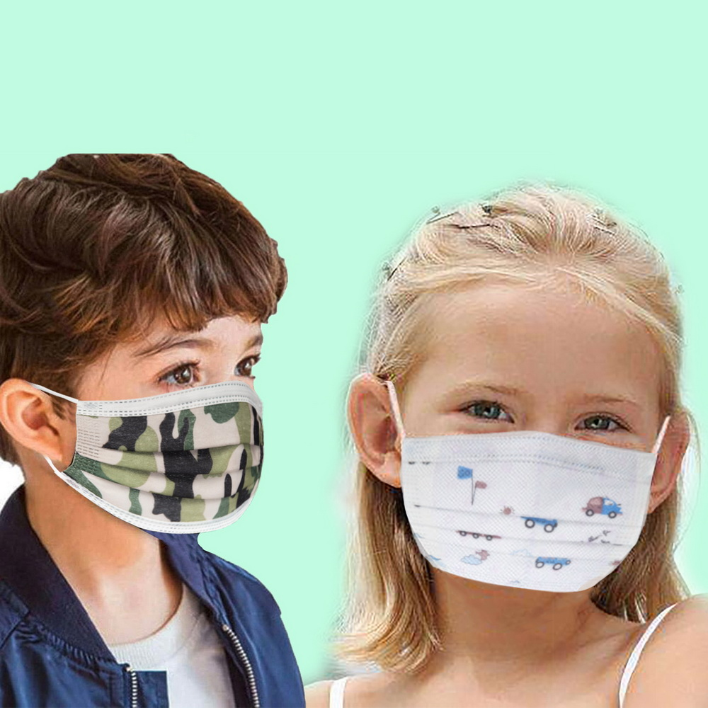 Disposable Civil Child Face Mask