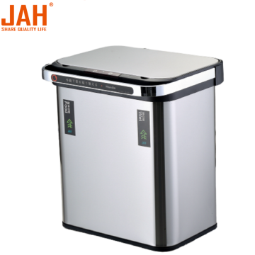 JAH 430 Stainless Steel Intelligent Smart Sensor Dustbin
