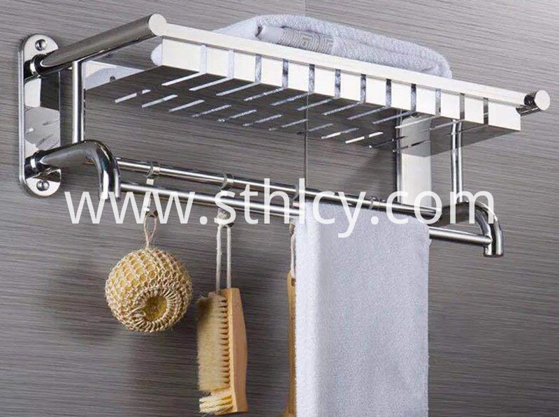 Convenient Toilet Towel Hanging (3)