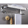 Bathroom Rack Stainless Steel Toilet Towel Rack