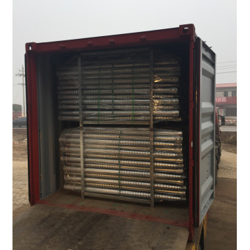 Steel Solar System Ground Screw Pile