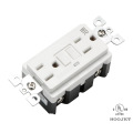 GFCI Outdoor Receptacle European Sockets Weather Resistance
