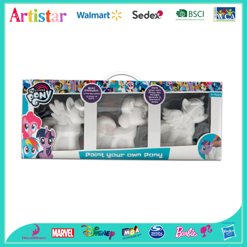 MY LITTLE PONY design a plaster