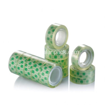 Office cellophane sticky adhesive tape