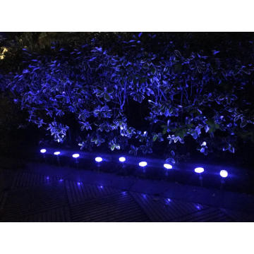 Mini outdoor light 3w for garden