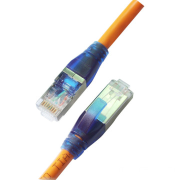Shielded CAT6A Ethernet Cable VS CAT7