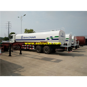 SHACMAN 4000 Gallons Clean Water Spray Trucks