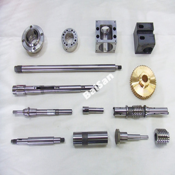 Machining Transmission Parts Mandrel According to Drawings