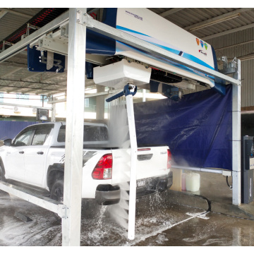 Leisuwash 360 mobile eco car wash machine