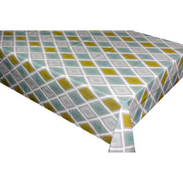 Elegant Tablecloth with Non woven backing Quirky
