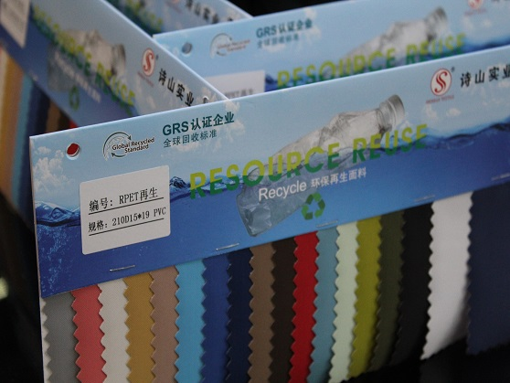 Factory Supply 210d pvc fabric