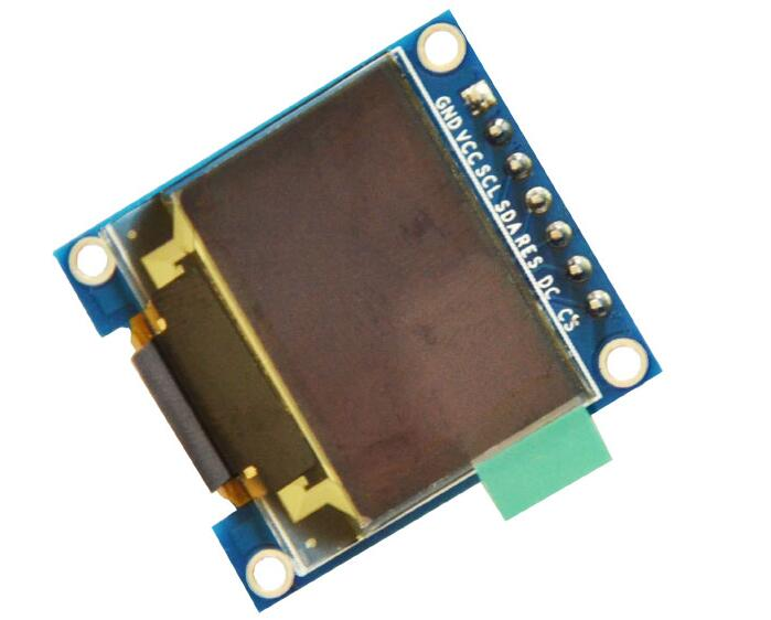 0.95 inch full color OLED Display module with 96x64 Resolution,SPI,Parallel Interface,SSD1331 Controller 7PIN new