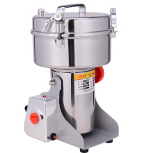 Multifunction Swing Type 2000g Portable Grinder Herb Flood Flour Pulverizer Food Mill Grinding Machine 220v Top Quality