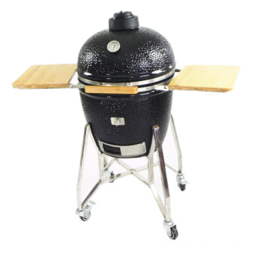 Wholesale 21'' Ceramic Charcoal Bbq Kamado Grill