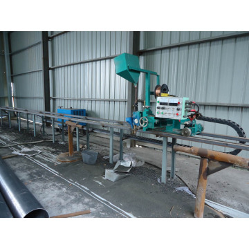 Pole Seam Welding Machine