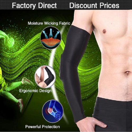 Cricket tennis knee elbow pad strap sleeve