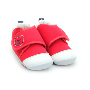 High Quality Cotton Baby Infant Shoes Sports Shoes