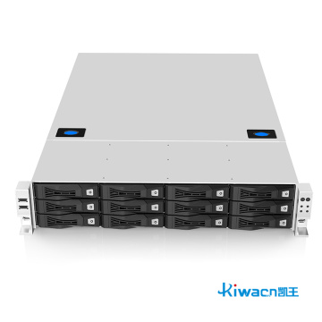 Video server chassis 2U