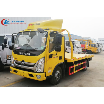A estrenar FOTON Aulin 4.2m Center Road Wrecker