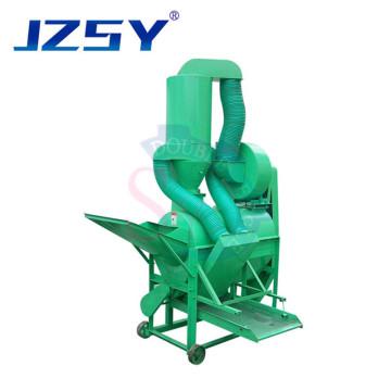 600kg/h farm use High efficiency diesel driven millet thresher/rapeseed sorghum shelling machine/dry soybean threshing machine