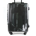 3 pec Travel Carry-on Trolley Bag carbon fiber Luggage