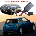 Car Bluetooth Aux Adaptor Bluetooth 5.0 Module Cable for BMW Mini ONE D Cooper S R50 R53 Bluetooth Adapter