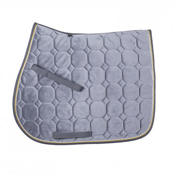 Quilting Saddle Pad with Cord