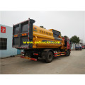 10 CBM Hoisting Compressed Garbage Vehicles