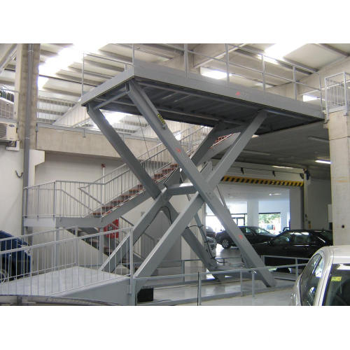 Custom design car lift