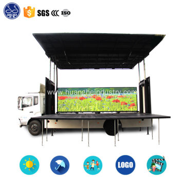 portable stage trailer for sale