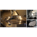 Flat face stainless steel slip on flanges