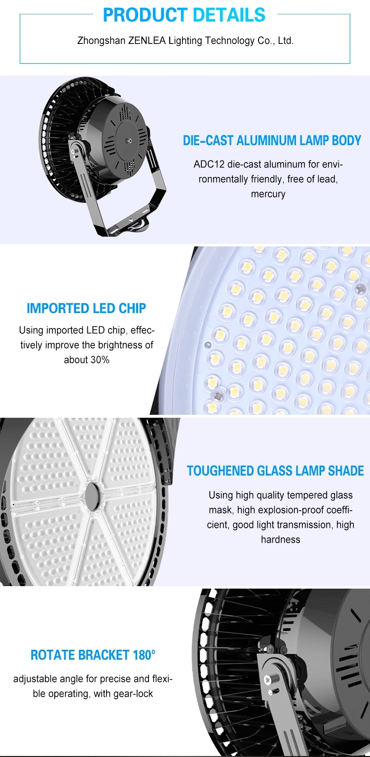 Led Flood 500w