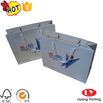 Full Color Paper Bag with Logo Printed