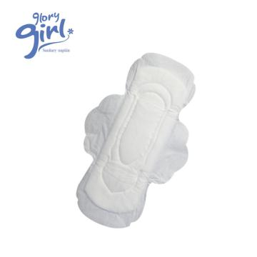disposable organic cotton sanitary pads for women