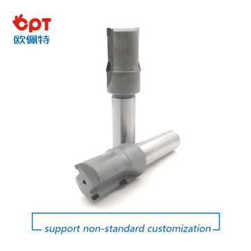 PCD flexible carbide metal taper reamer tool
