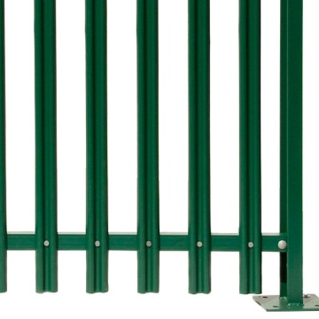 Cheap factory price  W Section Palisade Fence