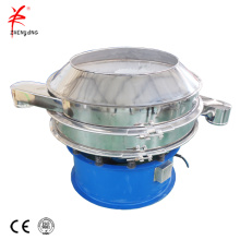 Round vibrating sieve screen for sawdust
