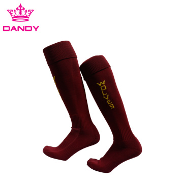 New Style Wholesale Custom Size Rugby Socks