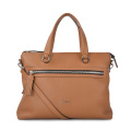 Business Bag Calf Leather Satchel Lawyers Work Bag