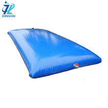 collapsible drinking water tank plastic bag for outdoor water