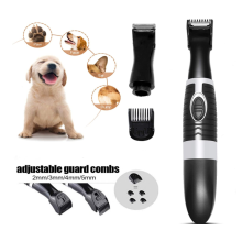 Quiet Light Cat Hair Trimmers for Paws