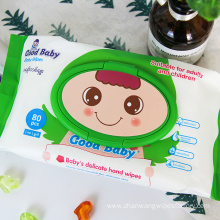 Hand-Mouth Baby Wipes With Collective Packing
