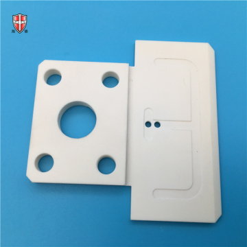 isostatic press moulding alumina ceramic machining