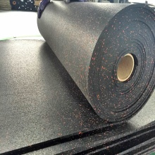 2mm to 10mm  rubber roll flooring